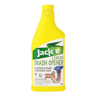 Jackie Liquid Drain Opener