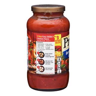 Prego Pasta Sauce - Roasted Garlic & Herb (Italian)