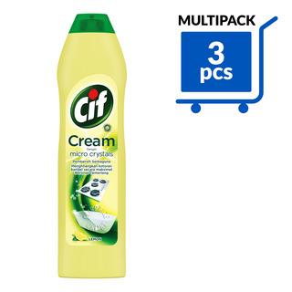 Cif Cream Surface Cleanser - Lemon