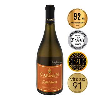 Carmen Gran Reserva White Wine - Chardonnay