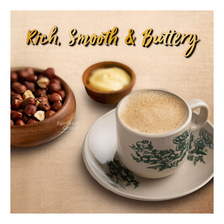 Super 2 in 1 Instant Charcoal Roasted White Coffee + Creamer