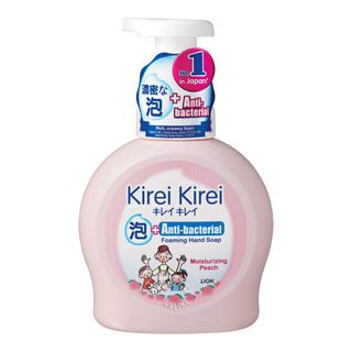 Kirei Kirei Anti-bacterial Hand Soap - Moisturizing Peach