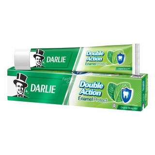Darlie Double Action Toothpaste - Enamel Protect (Strong Mint)
