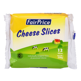 FairPrice Cheese Slices