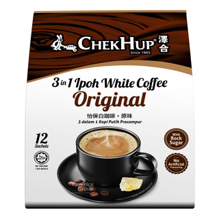 Chek Hup 3 in 1 Instant Ipoh White Coffee - Original