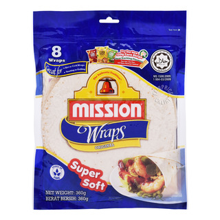 Mission Wraps - Original