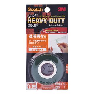 3M Scotch Double-Sided Foam Tape - Super Heavy Duty
