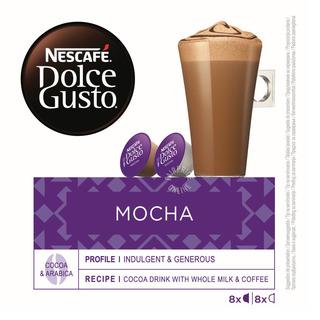 Nescafe Dolce Gusto Beverage Capsules - Mocha