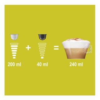Nescafe Dolce Gusto Beverage Capsules - Cappuccino