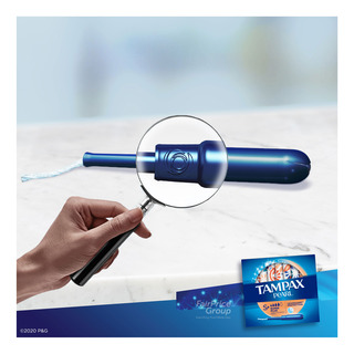 Tampax Pearl Tampons - Super Plus (Unscented)