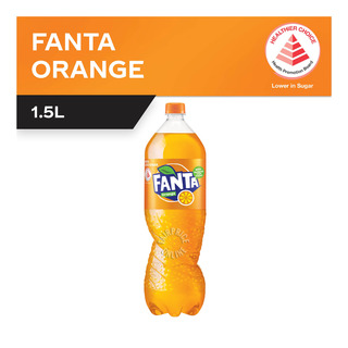 Fanta Bottle Drink - Orange