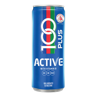 100 Plus Isotonic Can Drink - Active
