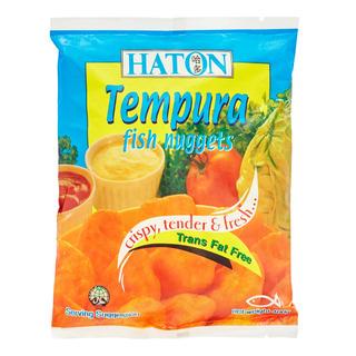Haton Frozen Tempura Fish Nuggets