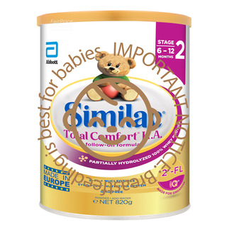 Abbott Similac Total Comfort Follow On Milk Formula - Stage 2