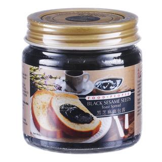 Food People Toast Spread - Black Sesame Seeds