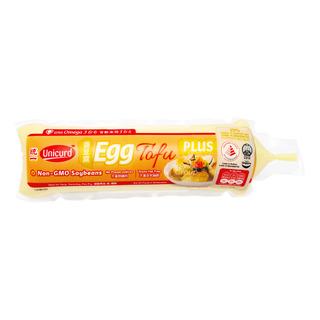Unicurd Fragrant Egg Tofu Tube - Omega 3 & 6 + Vitamins