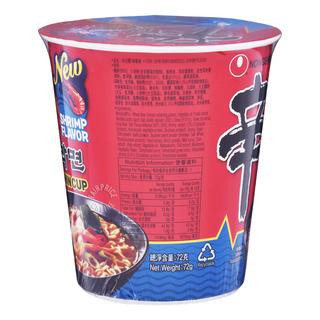 Nongshim Instant Cup Noodle - Shrimp