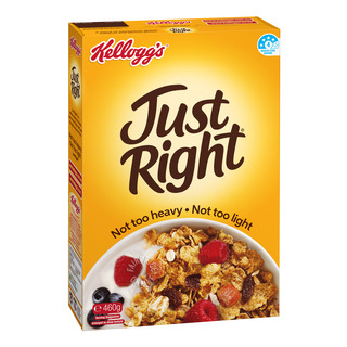 Kellogg's Cereal - Just Right (Original)