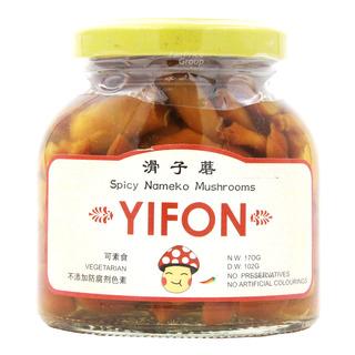 Yifon Spicy Mushrooms - Nameko