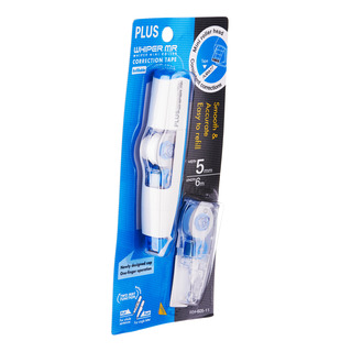 Plus Correction Tape with Refill