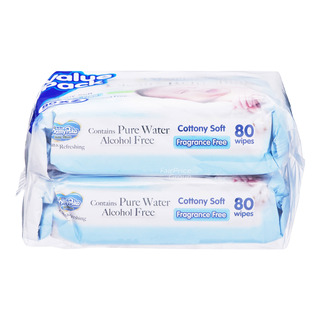 MamyPoko Gentle Baby Wipes - Cottony Soft