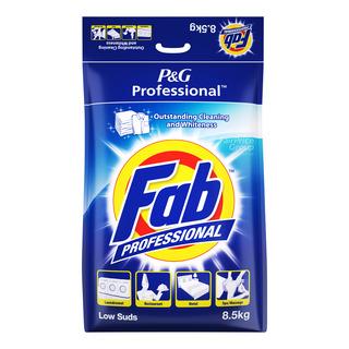 Fab Detergent Powder - Professional