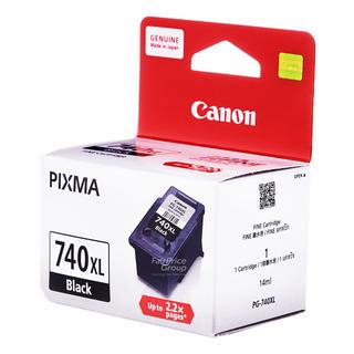 Canon Cartridge Ink - 740 XL Black