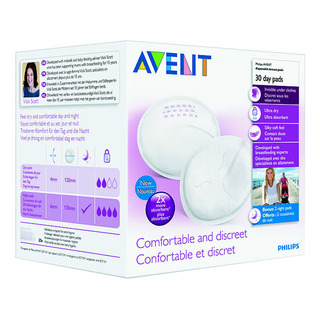 Philips Avent Disposable Breast Pads - Day