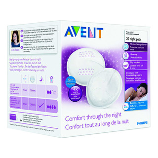 Philips Avent Disposable Breast Pads - Night