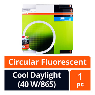 Osram Circular Fluorescent Lamp - Cool Daylight (40 W/865) 1