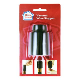 HomeProud Vacuum Wine Stopper
