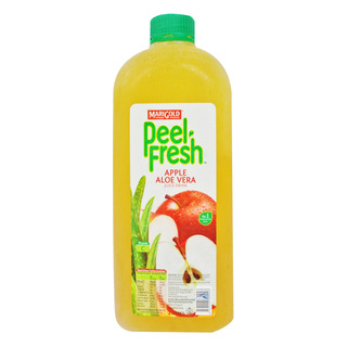 Marigold Peel Fresh Bottle Juice - Apple & Aloe Vera