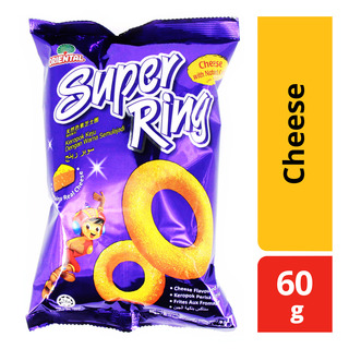 Oriental Super Ring Cheese Snack