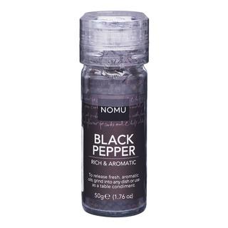 Nomu Grinder - Black Pepper