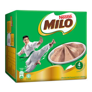 Nestle Ice Cream Cups - Milo