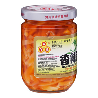 AAA Preserved Vegetables - Bamboo in Chili Oil