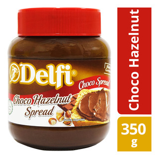 Delfi Chocolate Spread - Choco Hazelnut