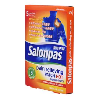 Salonpas Pain Relief Hot Patch