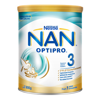 Nestle Nan Optipro Gro Growing Up Milk Formula - Stage 3