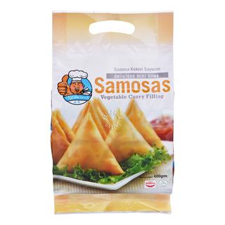 Seawaves Frozen Vegetable Samosa - Cocktail