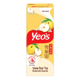 Yeo's Packet Drink - Snow Pear Tea