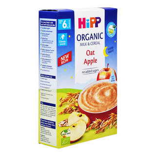 HiPP Organic Milk Pap - Good Night Oat Apple (6+ Months)