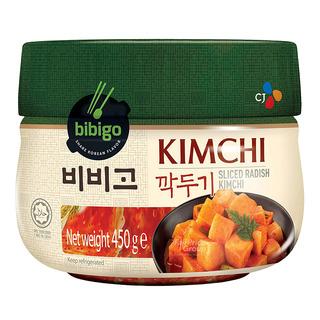 CJ Bibigo Korean Sliced Radish Kimchi