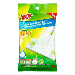 3M Scotch-Brite Wiper Refill - Easy Sweeper Plus (Wet)