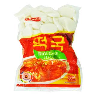 Sungji Korean Rice Cake - Slice