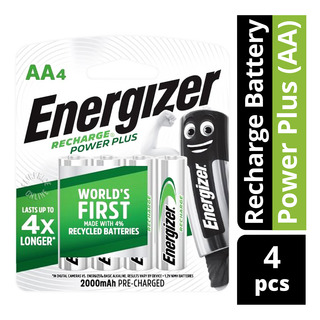 Energizer Recharge Battery - Power Plus (AA)