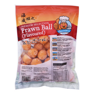 Seawaves Frozen Premium Prawn Ball