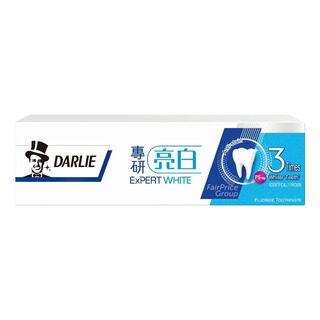 Darlie Expert Toothpaste - White