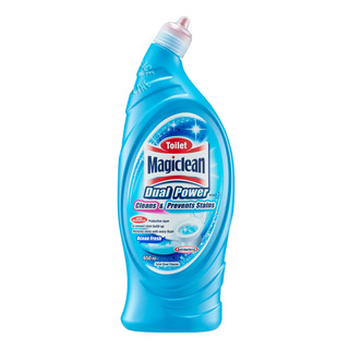 Magiclean Dual Power Toilet Cleaner - Ocean Fresh