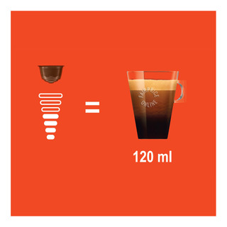 Nescafe Dolce Gusto Beverage Capsules - Lungo